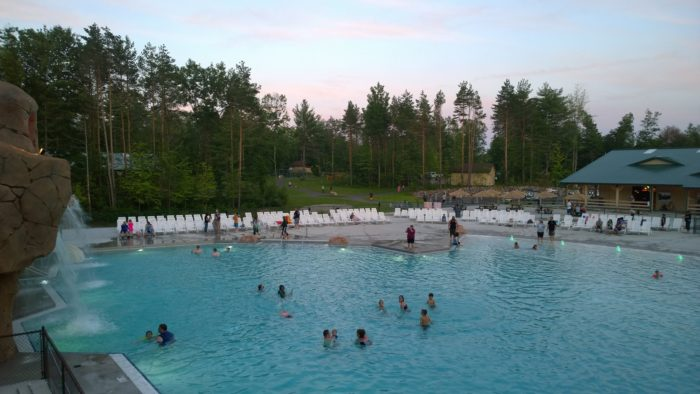 Moose Hillock Campground In New York Has Its Own Waterpark