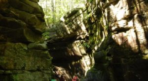 The Little Known Cave In Maine That Everyone Should Explore At Least Once