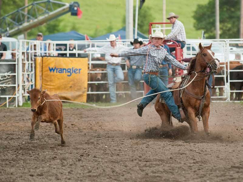 The Cherokee Rodeo Is One Of Iowa S Best Events