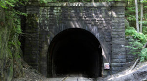 The Longest Tunnel In Massachusetts Has A Truly Fascinating Backstory