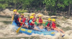 This White Water Adventure In Maryland Is An Outdoor Lover's Dream