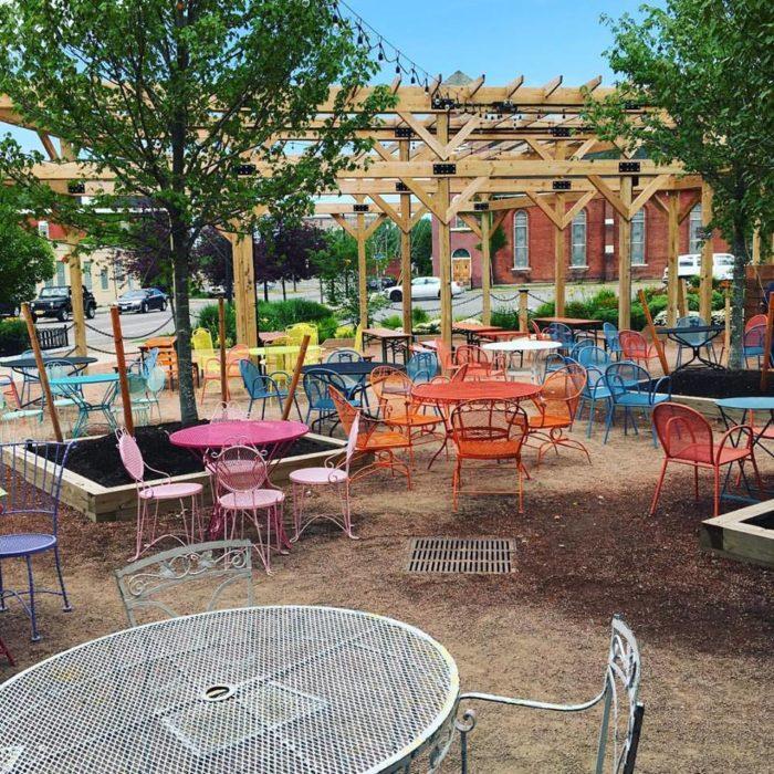 8 Enchanting Beer Gardens Near Buffalo You'll Never Want