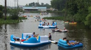 Float Through This River Fest In Delaware On The Best Day Of Summer