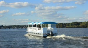 Spend A Perfect Day On This Pontoon Boat Tour In Virginia
