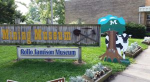 Travel Back in Time With This Amazing Wisconsin Mine Tour