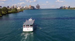 The One Of A Kind Ferry Boat Adventure You Can Take In Detroit