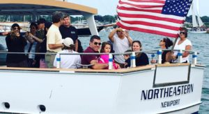 This Fascinating Marine Boat Adventure Is Unlike Any Other In Rhode Island