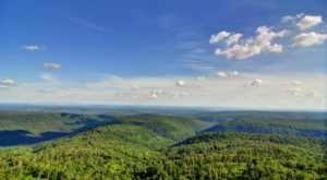 You'll Feel Inspired At These 9 Breathtaking Bluffs In Arkansas