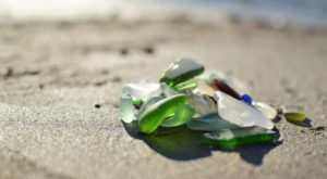 You'll Want To Visit These 8 Beaches For The Most Beautiful Connecticut Sea Glass
