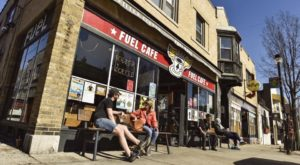The Motorcycle-Themed Cafe In Milwaukee That Will Take You Back In Time