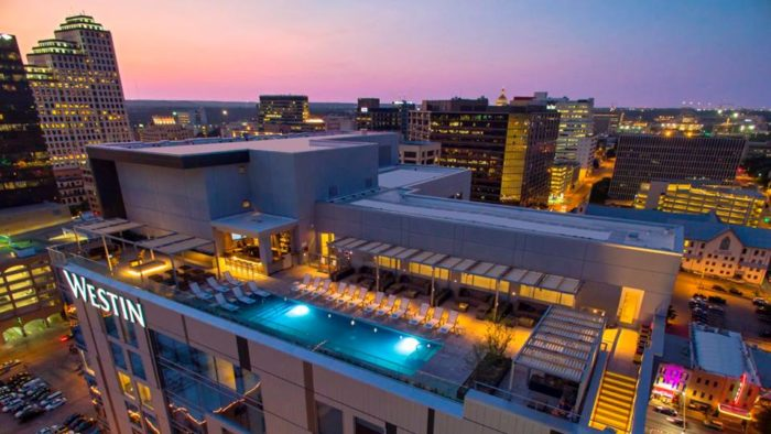 Azul Is Austin S Best Rooftop Pool Bar And Restaurant