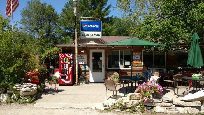 River Rock Cafe Mt Pleasant Ia