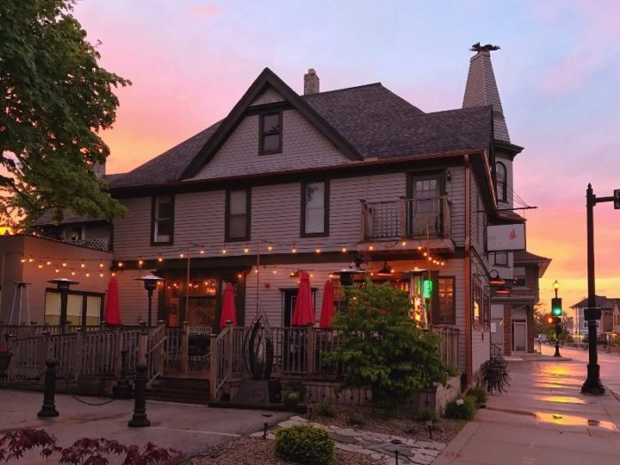 Thiensville Is A Town Near Milwaukee With The Best Restaurant
