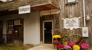 This Auction Barn In Connecticut Is One Of The Best Places To Go Antique Hunting