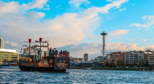 This Pirate Cruise In Washington Is Everything You've Ever Dreamed Of