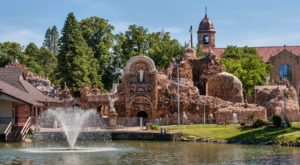 The World's Largest Grotto Is Located In Iowa And You've Got To Visit
