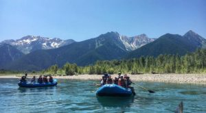 This White Water Adventure In Montana Is An Outdoor Lover's Dream