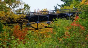 The Beautiful Bridge Hike In Wisconsin That Will Completely Mesmerize You