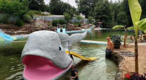 This Outdoor Water Playground In North Carolina Will Be Your New Favorite Destination