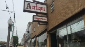 There's So Much To Discover At This Incredible 3-Story Antique Shop Near Pittsburgh