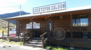 Visit This Nevada Saloon In The Middle Of Nowhere For A Taste Of The Old West