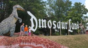 You Have To Visit This Incredible Dinosaur Forest In Virginia