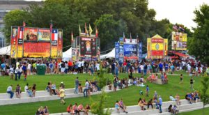 You Don't Want To Miss This Mouthwatering BBQ Festival In Ohio This Summer