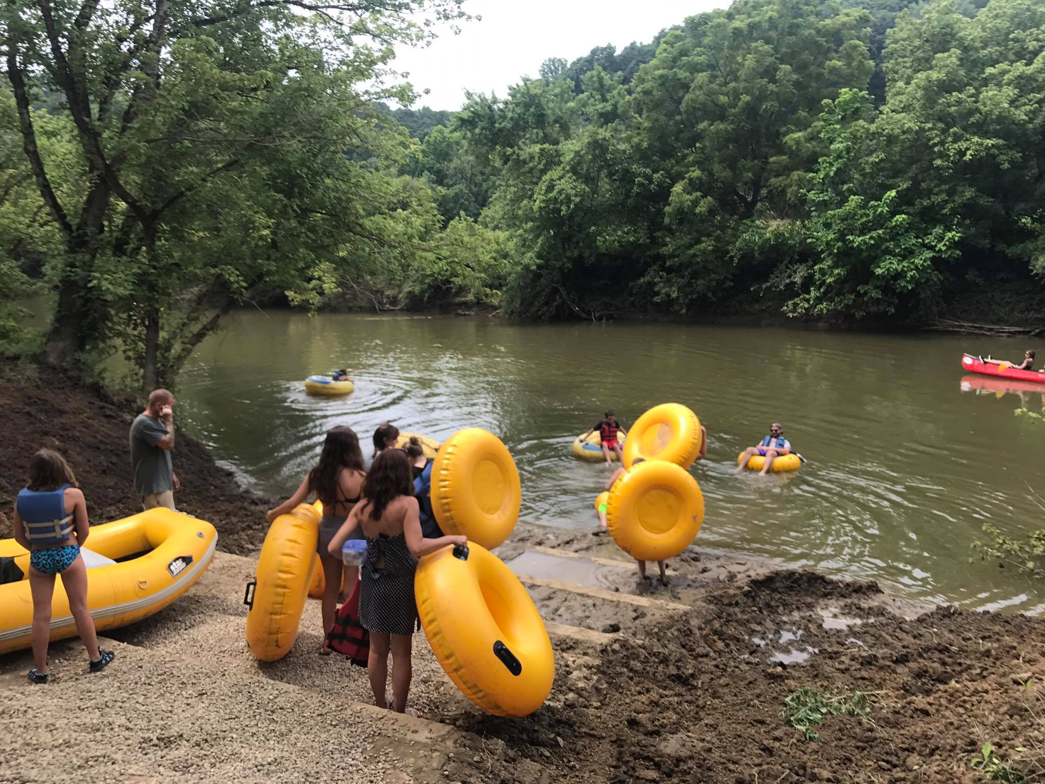Best All Day Float Trip In Ohio Hocking Hills Adventures