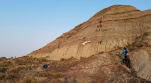 The Mystical Place In North Dakota Where Dinosaurs Once Roamed