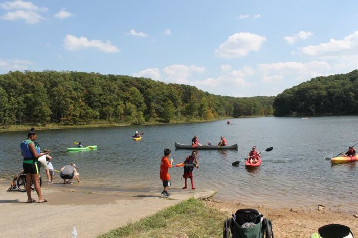 This secluded lake in missouri might just be your new for Missouri fishing license age