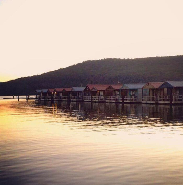 Wake Up On The Water At These One Of A Kind Cabins In