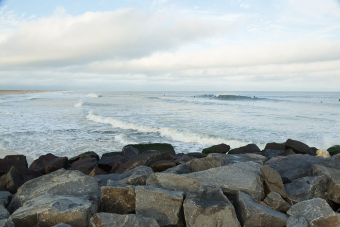 Begin Your Hike Near Coin Beach On The East Side Of Beautiful Indian River Inlet