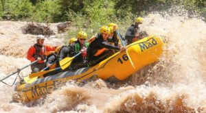 This White Water Adventure In Wyoming Is An Outdoor Lover's Dream