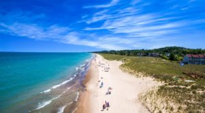 This Unspoiled Beach Town In Indiana Is Like A Dream Come True
