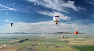 Spend The Day At This Hot Air Balloon Festival In Nebraska For A Uniquely Colorful Experience