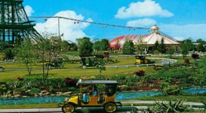 12 Nostalgic Photos Of Cincinnati's Kings Island That Will Have You Longing For Years Past