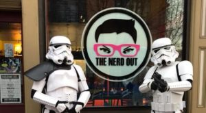 The Comic Book Themed Restaurant In Oregon That Will Bring Out Your Inner Super Hero