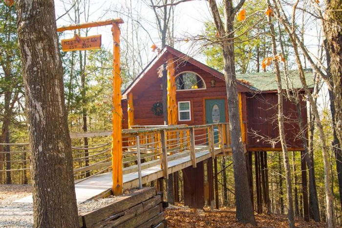 This Treehouse Resort In Missouri May Just Be Your New