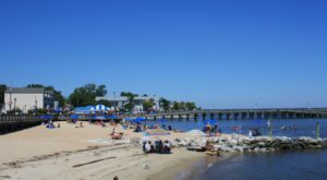 Visit These 7 Quaint Beach Towns In Maryland Before The Tourists Arrive
