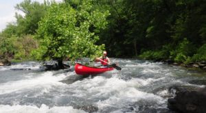 This White Water Adventure In Arkansas Is An Outdoor Lover's Dream