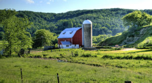 These 11 Farm Towns In Wisconsin Are Perfect When You Want To Get Away From It All
