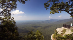 The Easy Trail In South Carolina That Will Take You To The Top Of The World