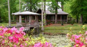 Step Back To A Simpler Time At Mississippi's Hidden Resort