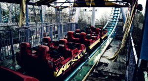 Everyone Should See What's Inside The Gates Of This Abandoned Amusement Park In New Orleans