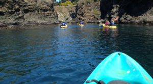 You Can Tour These Sea Caves In Northern California And It's Positively Magical