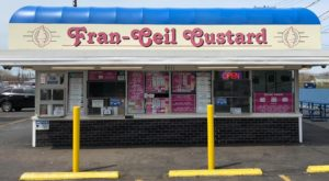 The Good Old Fashioned Frozen Custard Shop Near Buffalo That Will Take You Back In Time