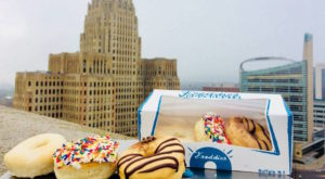 After Just One Bite, You'll Be Hooked On Buffalo's Most Delicious Donuts
