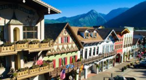Visit These 7 Dreamy Washington Towns When You Need Life To Feel Like A Fairy Tale