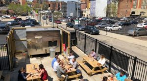 You'll Never Want To Leave This Laid Back BBQ Joint In Cincinnati With Amazing Food