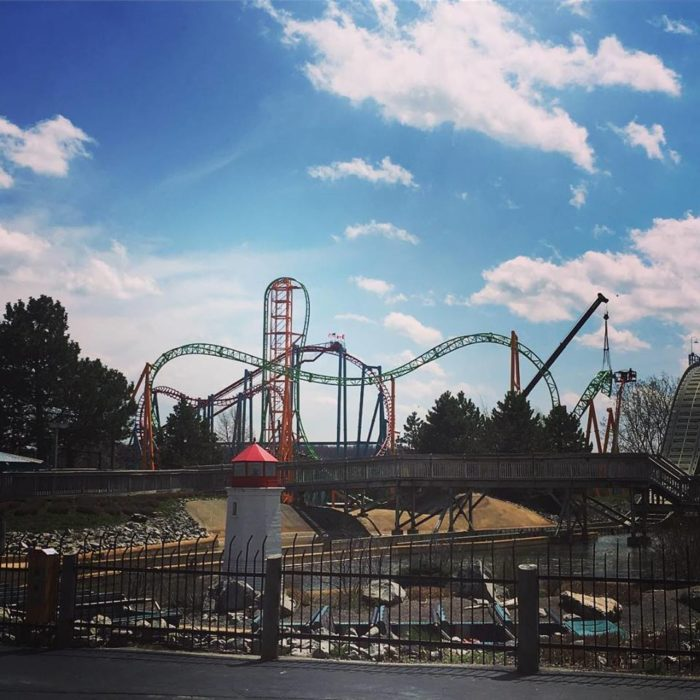 9 most thrilling amusement parks within driving distance for Resorts driving distance from nyc